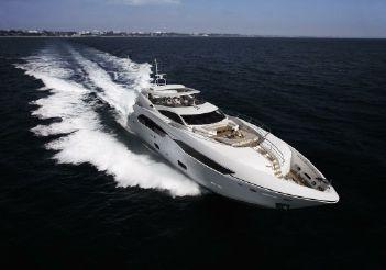 2013 Sunseeker 115 Sport Yacht