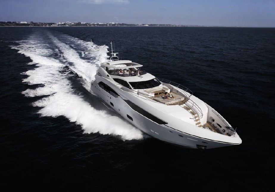 2013 Sunseeker 115 Sport Yacht Power New and Used Boats for Sale
