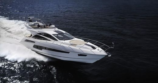 2017 Sunseeker 68 Sport Yacht
