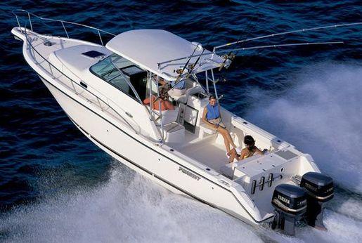 2003 Pursuit 3070 Offshore Express