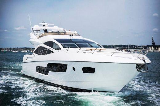 2015 Sunseeker 80 Sport Yacht