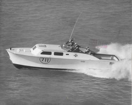 1965 Gar Wood Personal Racer
