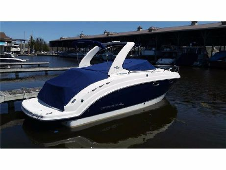 2014 Chaparral 270 Signature Cruiser