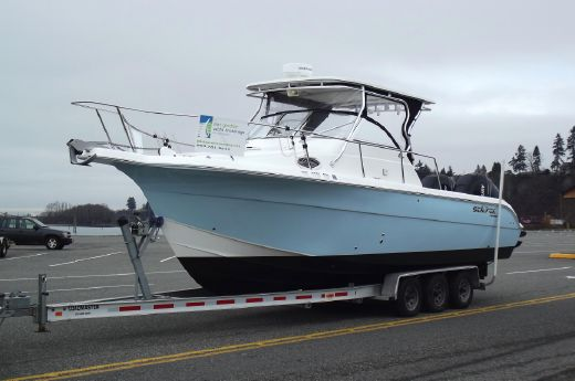 2007 Sea Fox 287 W/A Pro Series