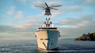 2020 Admiral Galileo 80m