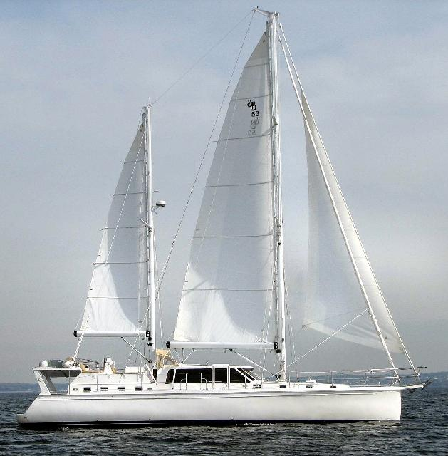2009Shannon High Power Sailer (HPS)