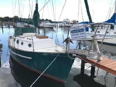 1985 Pacific Seacraft Dana