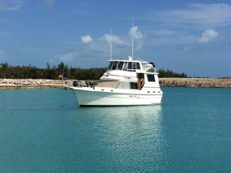 1988 Gulfstar 44 Motor Yacht