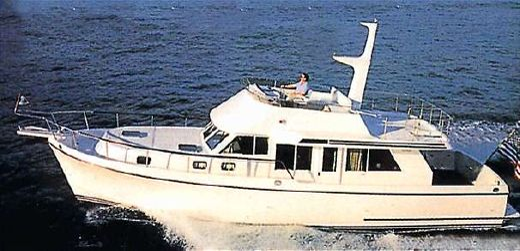 1999 Ocean Alexander 450 Classicco Sedan