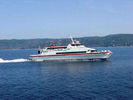 1989 Passenger Catamaran...