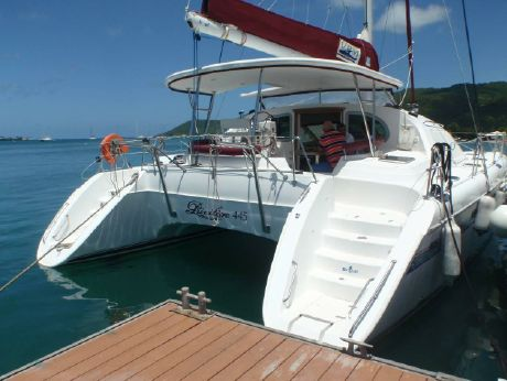 2008 Alliaura Marine Privilege 445
