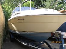 1984 Sea Ray 270