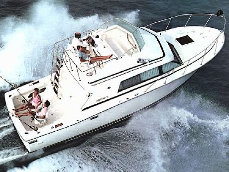 1977 Bertram 33 Sport Fisherman