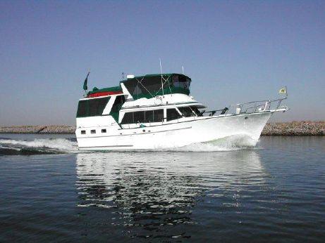 1986 Sea Ranger motoryacht