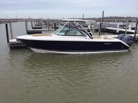 2017 Pursuit 265 Dual Console