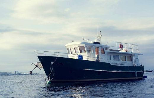 2004 Bruce Roberts Custom Steel Trawler