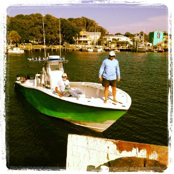 2011 Yellowfin 36 Open