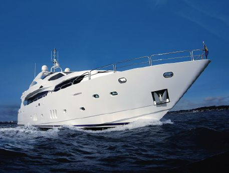2014 Sunseeker 34 Metre Yacht