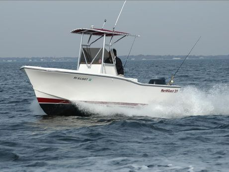 2015 North Coast CENTER CONSOLE & TRAILER