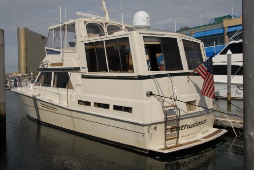 1987 Viking Motor Yacht
