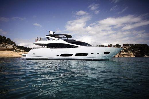 2017 Sunseeker 28 M Yacht