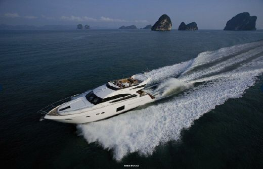 2014 Princess 64 MY
