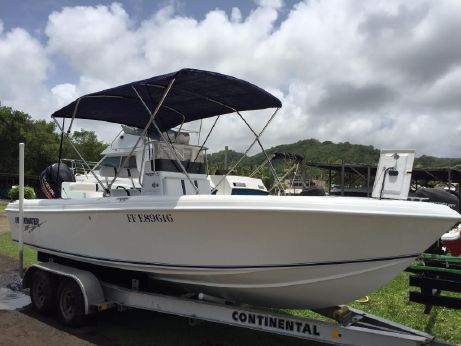 2013 Blue Water 2150