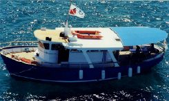 1979 Custom Tug conversion / 2000