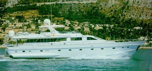 1983 Admiral Lavagna 27 M