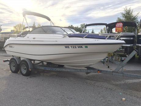 2002 Boston Whaler 18' Ventura