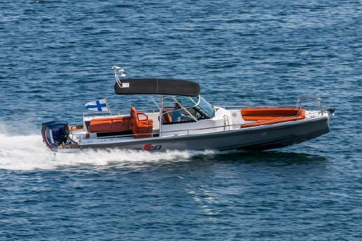2016 Axopar 28 TT-AC
