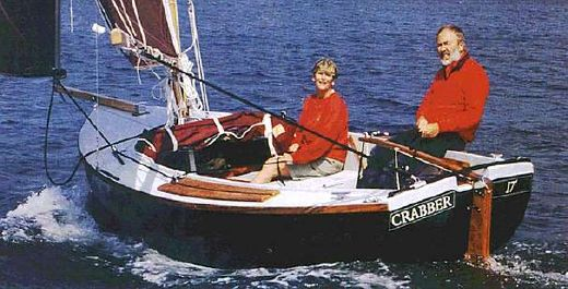 1998 Cornish Crabbers Crabber 17