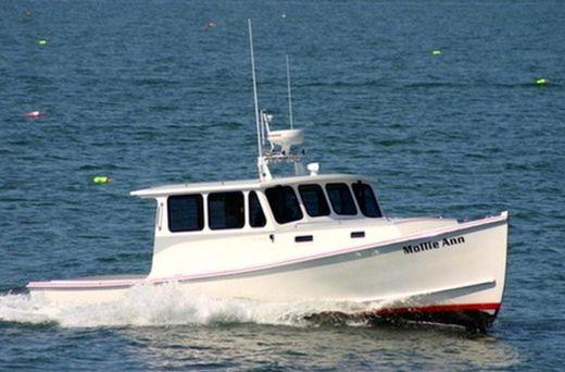 2001 West Bay Lobster Boat