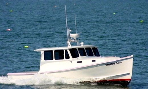 2001 West Bay Lobster Boat