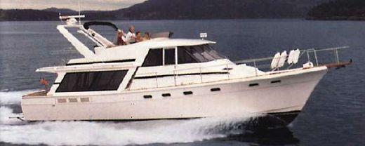 1988 Bayliner 4518 Motoryacht