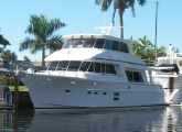 photo of 68' Hampton Yachts 686 Endurance Skylounge