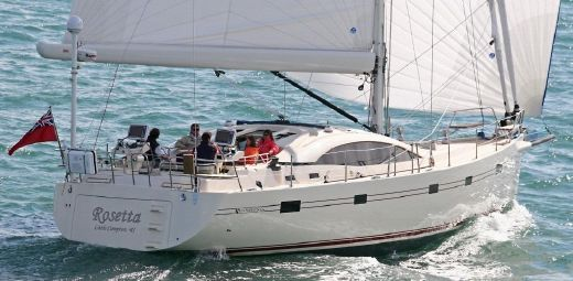 2010 Southerly 57 RS