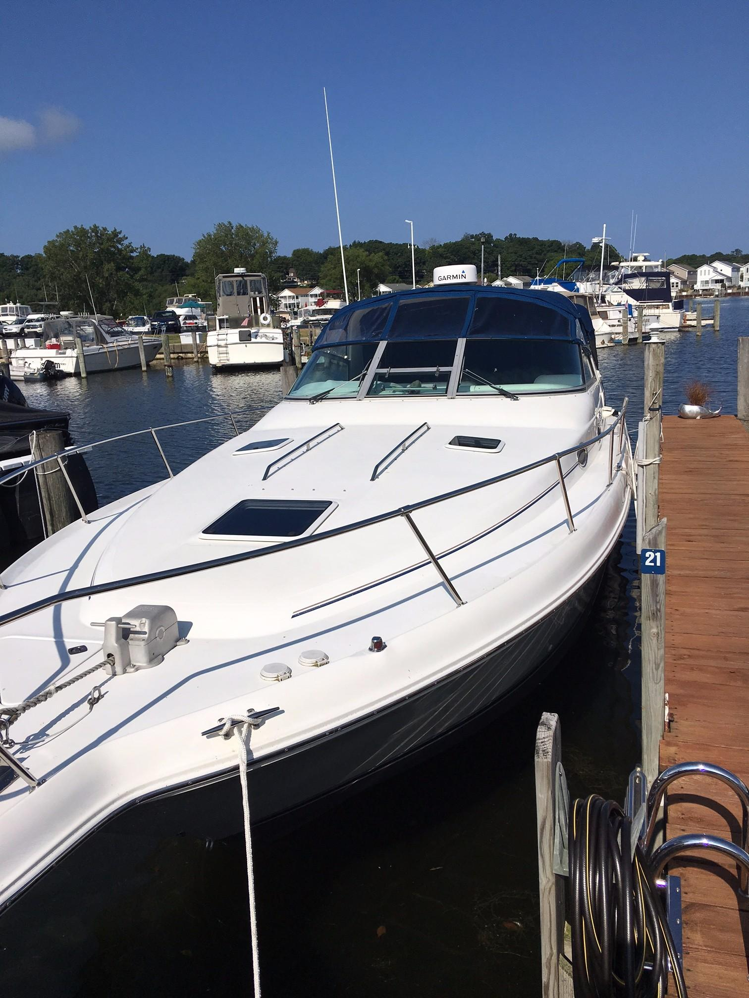 1996 Sea Ray Sundancer 330 Power Boat For Sale