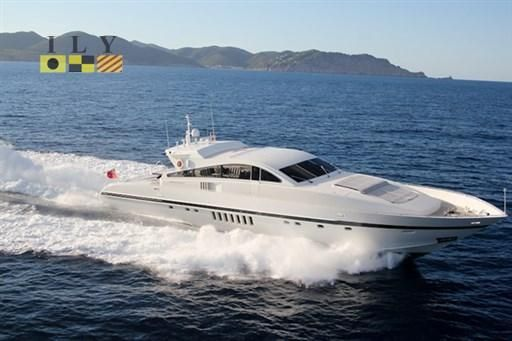 1999 Cantiere Navale Arno Leopard 27 Open