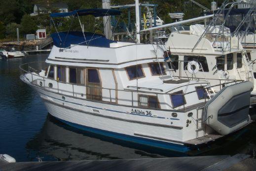 1987 Albin 36 Trawler