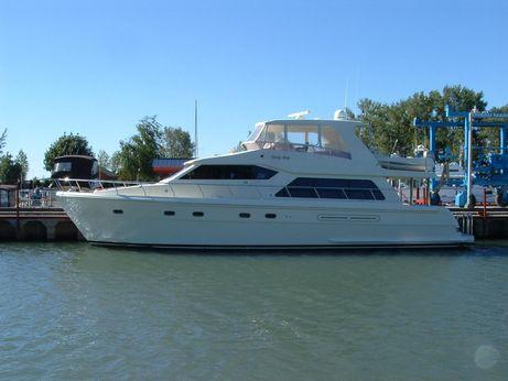 2007 Hampton Yachts 630PH(freshwater)