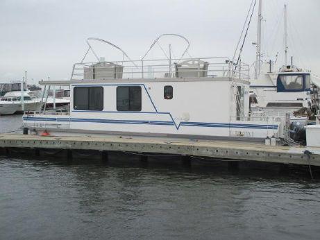 2007 Catamaran Cruisers Vagabond 42x12