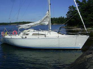 1985 Sailboat Mani 34