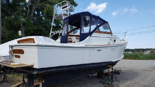 1986 Cape Dory Open Fisherman