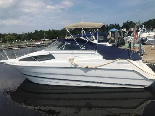 1999 Bayliner 2655 Ciera Power New And Used Boats For Sale