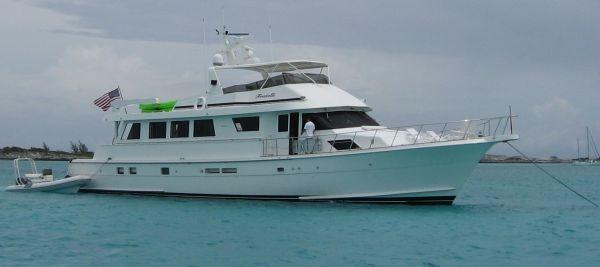 82' Hatteras Motoryacht