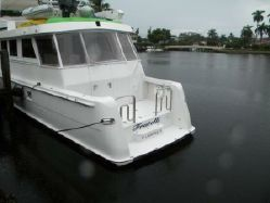 used 82' hatteras for sale