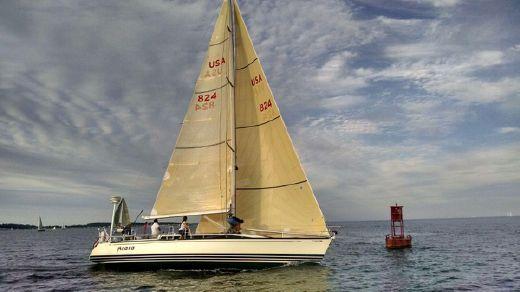 1998 X Yacht 412