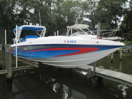 2004 Catera 33 Open Fisherman