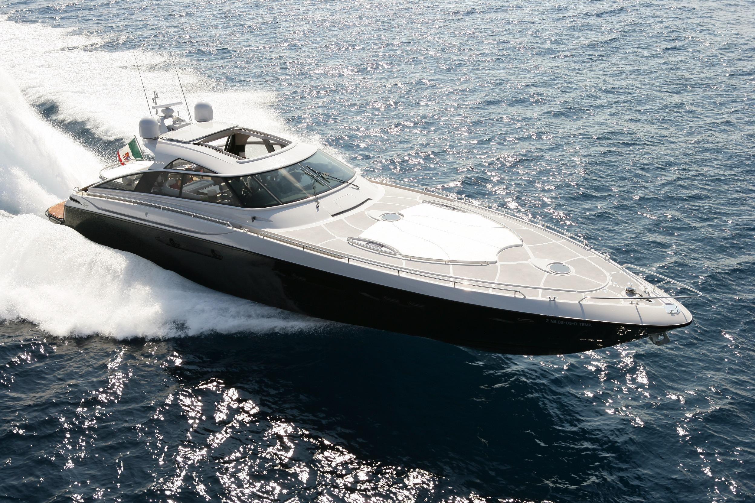 2006 Baia Atlantica 78 Power Boat For Sale - www yachtworld com